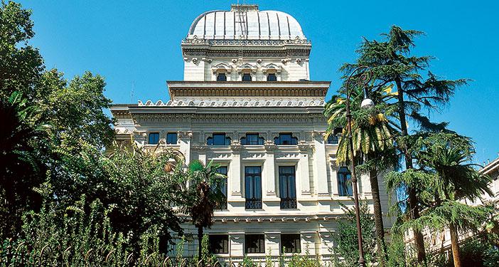 בית הכנסת טמפיו מג'ורה די רומא(ארכיון מטרופוליס)