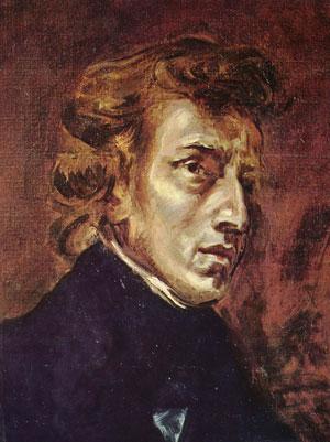 פורטרט של פרדריק שופן (Eugène Delacroix)