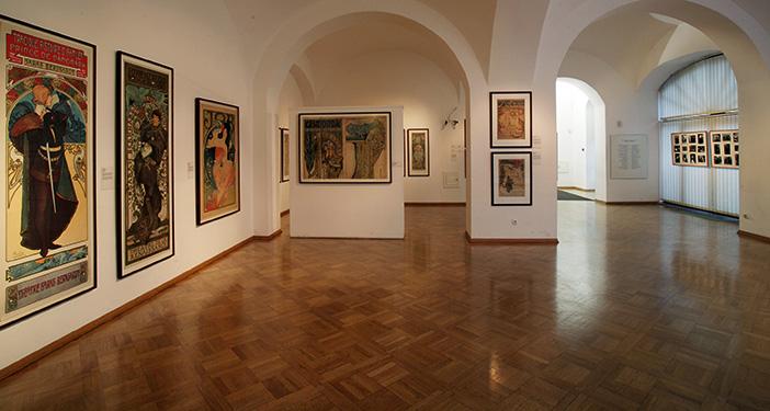 מוזאון מוכה (© Mucha Trust 2012)