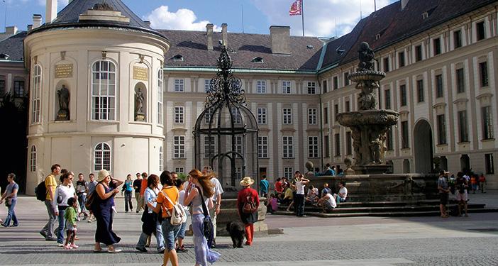 שער המצודה (© Prague Information Service)